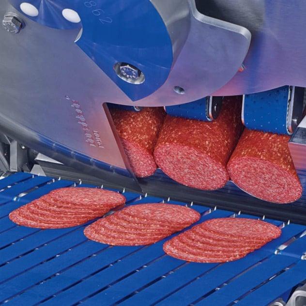 Loncheado de salami